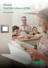 Vivace Brochure 2013.pdf, 780kb - Schneider Electric