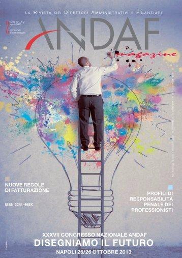 ANDAF Magazine n. 2-2013