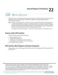 General-Purpose I/O Interface, Hard Processor System (HPS ...
