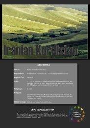 Iranian Kurdistan Member Profile - UNPO