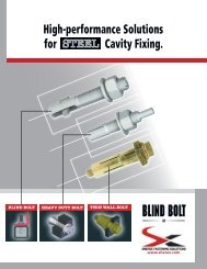 BLIND BOLT - Electronic Fasteners Inc