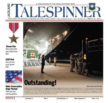 Outstanding! - San Antonio News