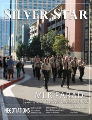 MLK PARADE - Deputy Sheriffs' Association of San Diego County