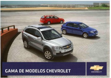 Bienvenido a Chevrolet. - enCooche.com