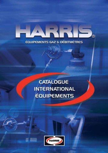 Chalumeaux soudeurs et coupeurs HARRIS - r.t. welding