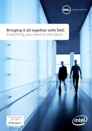 DELL™ Commercial Product Brochure - ASBIS SK Online