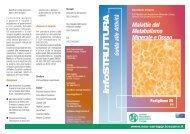 Malattie del metabolismo minerale e osseo - Azienda Ospedaliero ...