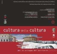 Invito e programma - Il Portale Regionale della Cultura
