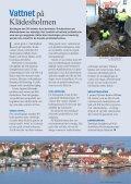 Vatten och sill på Klädesholmen - Tjörns kommun - Page 7