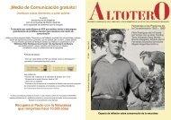 Altotero Nº 0 Versión PDF - Fapas