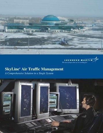 SkyLine® Air Traffic Management - Lockheed Martin