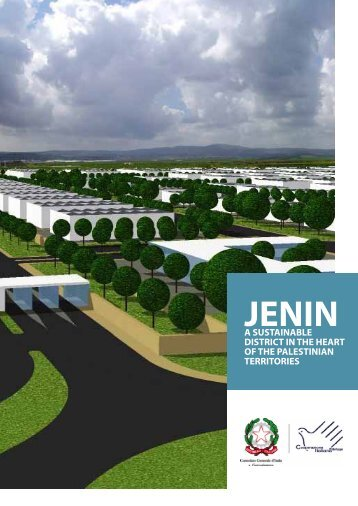 jenin: a sustainable district in the heart of the ... - Gerusalemme