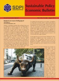 (Market Governance Special -July Aug,2012). - Sustainable ...