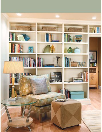 If you judge this bookcase by its cover - Woodsmith Woodworking ...