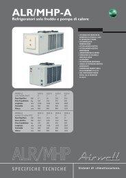 ALR/MHP-A - Certificazione energetica edifici