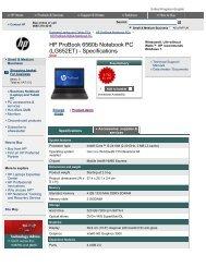 HP Compaq 8200 Elite Convertible Minitower PC - Added Dimension