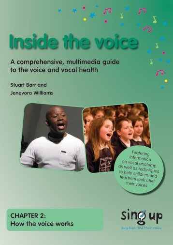 Inside the voice Chapter 2 - Sing Up