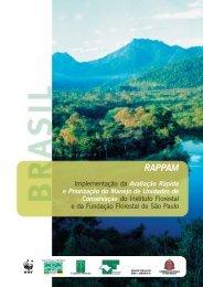 RAPPAM - Ministério do Meio Ambiente