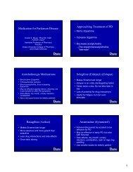 Support Group Presentation Handout - Drake University
