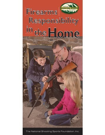 Firearms Responsibility in the Home - Warren County