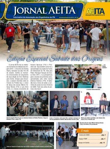 Jornal AEITA 102 (nov/dez 2012)