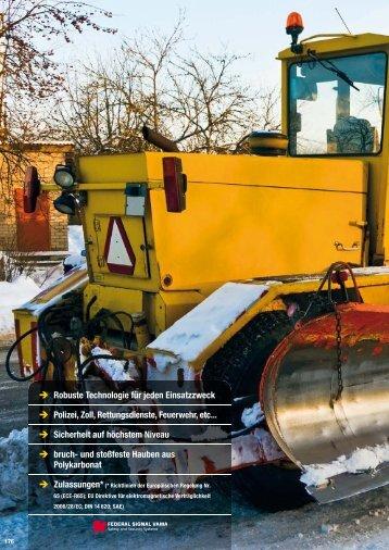 → robuste technologie für jeden einsatzzweck ... - Rauwers GmbH