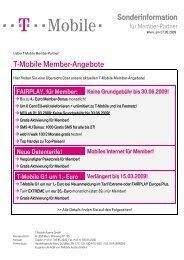 Mobile= Für Member-Partner - ZA Justiz