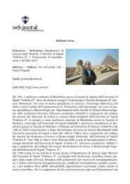 Raffaele PORTA - web journal