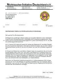 Offener Brief an Bundeskanzlerin Angela Merkel - NID