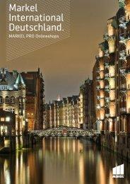 Wording - Markel PRO Online-Shops - Markel Deutschland