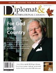 Diplomat SEPT 05 FINAL - Diplomat Magazine