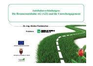 Autobahnverbindungen: Die Brennerautobahn AG (A22) und ihr ...