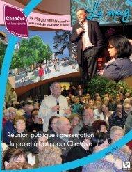 Mag Mars 2010 - Ville de Chenôve