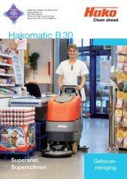 Hakomatic B 30 - Frencken Handel en Service B.V.