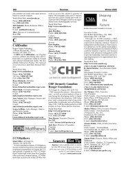 Sources 57 Listings - C