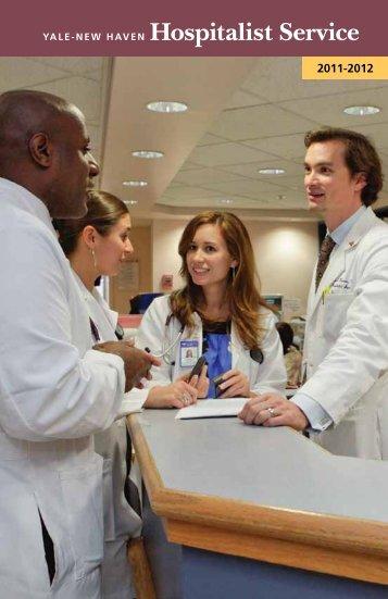 Hospitalist - Yale-New Haven Hospital