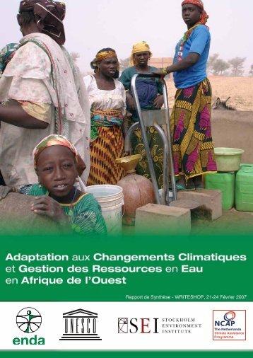 francs - ENDA Énergie- Environnement -Développement