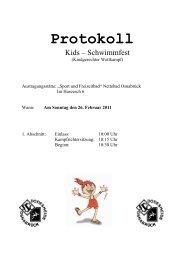 WK-Pro Protokoll - TSV Ueffeln
