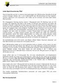 2. Mannschaft - des TSV Oberschneiding - Seite 3