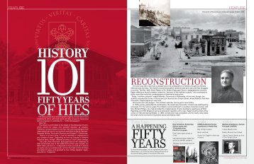 HISTORY - Holy Innocents' Episcopal School