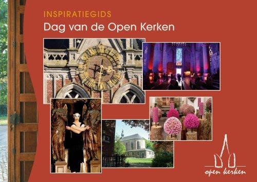 Inspiratiegids - Open kerken