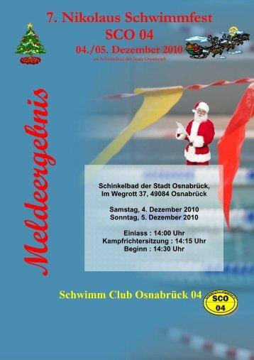 Meldeergebnis 2 - TSV Ueffeln