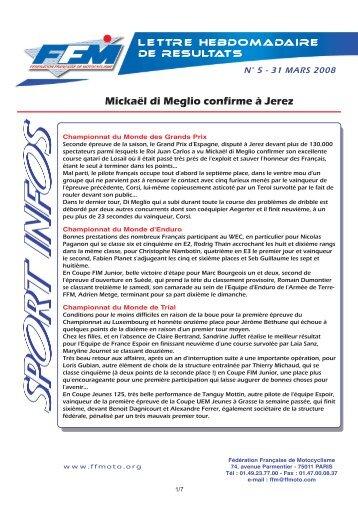 sport infos_5.qxd - Moto Station