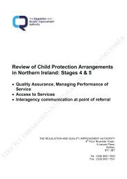 11. RQIA Review of Child Protection Arrangements in NI Stages 4 ...