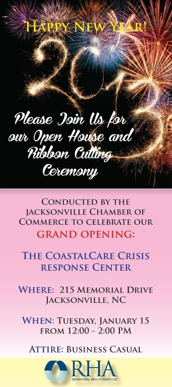 Please Join Us for our Open House and Ribbon Cutting Ceremony ...