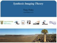 Synthesis Imaging Theory