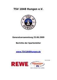 Abteilung Training-Plus - TSV 1848 Hungen