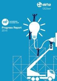 HIF Progress Report 2014