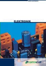 ELEKTRONIK - CONTA-CLIP