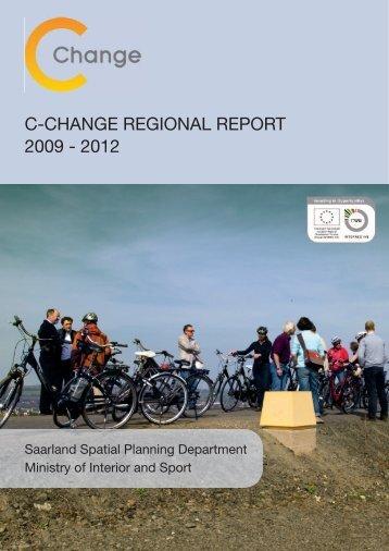 Saarland Regional Report - C-Change